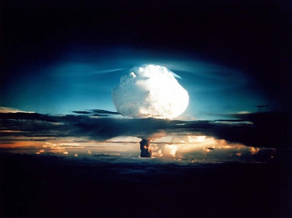 Bombardeo de Irán, año 2034